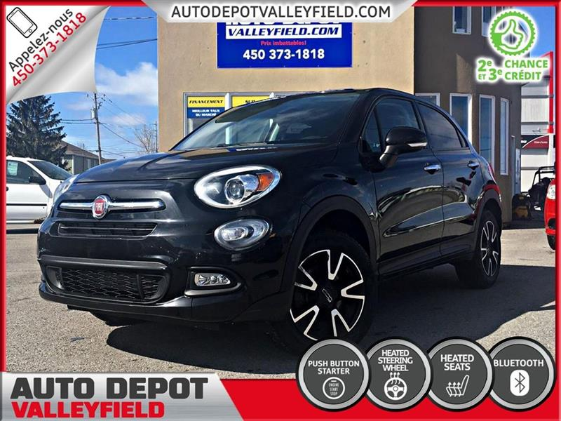 Fiat 500X 2016 AWD + MAGS, AC, CRUISE, Bluetooth #P0951