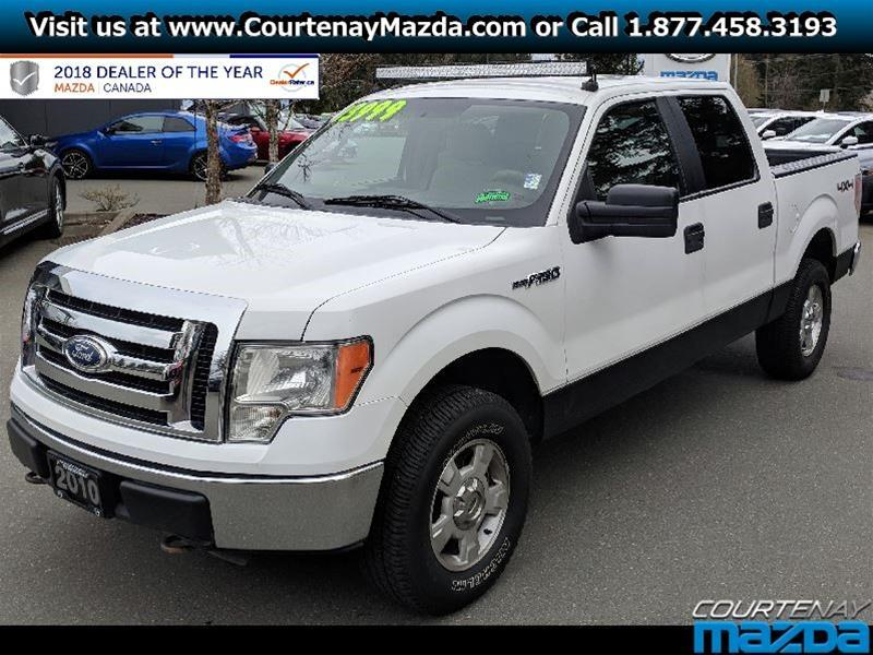 2010 Ford F150 XLT Supercrew 4WD #P4572