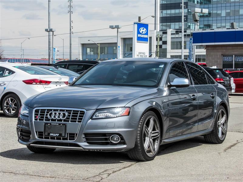 2012 Audi S4 SLINE SUPERCHARGED #15355