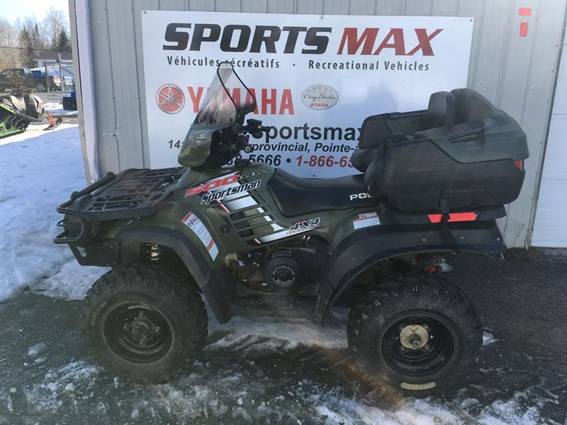 Polaris Sportsman 500 2004