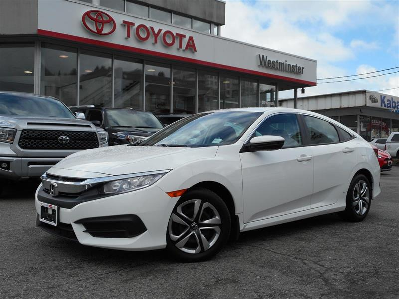 2016 Honda Civic LX #PC18555A