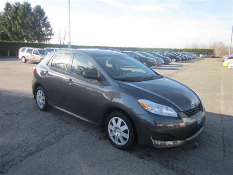 2011 Toyota Matrix Used For Sale In Deschaillons Sur Saint Laurent