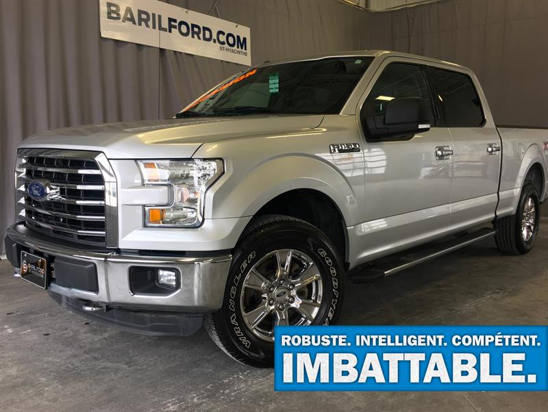 Ford F-150 2016 4WD SuperCrew #c6652