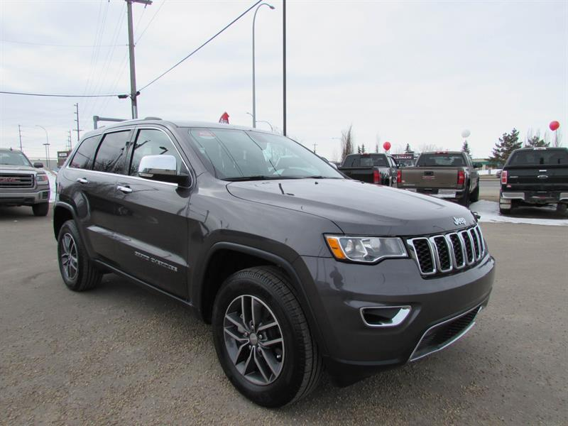 2018 Jeep Grand Cherokee Limited 4x4 #ena2514