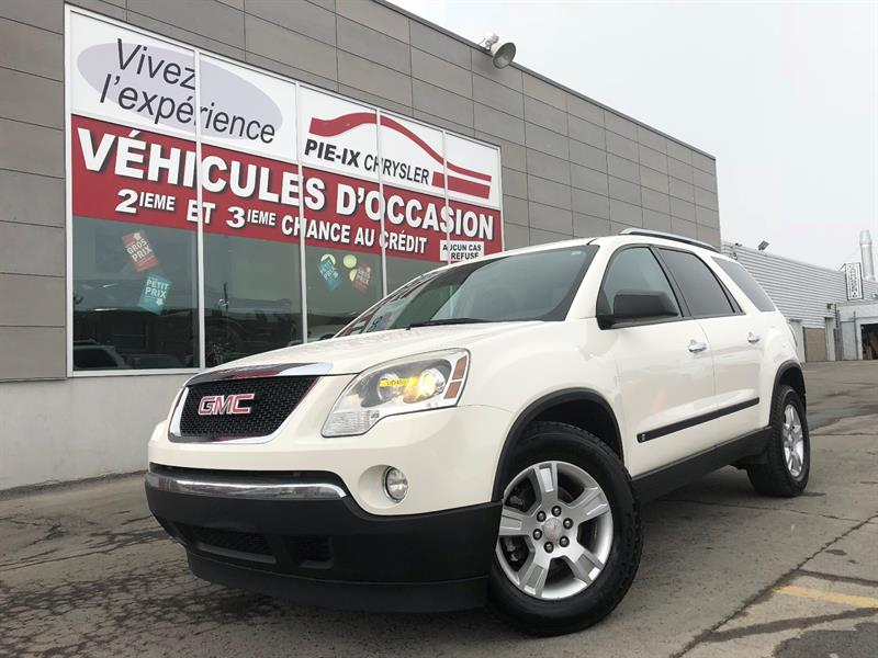 GMC Acadia 2009 FWD 4dr SLE+MAGS+7 PASS+WOW! #UD4453