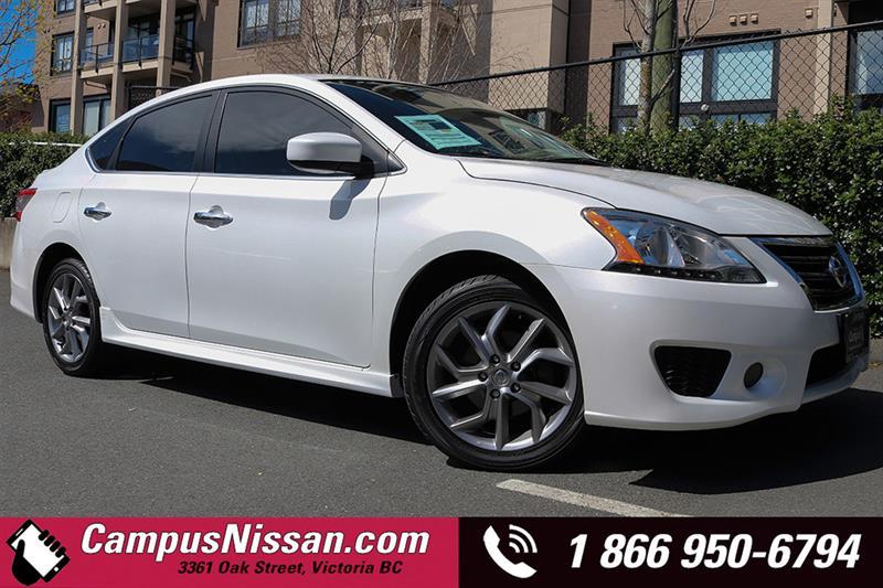 2013 Nissan Sentra 4dr Sdn #A7196