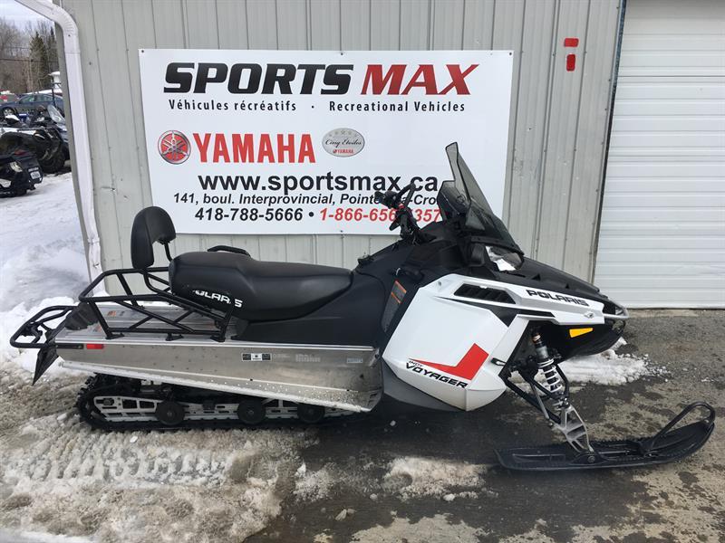 Polaris 550 Indy Voyageur 144 2014