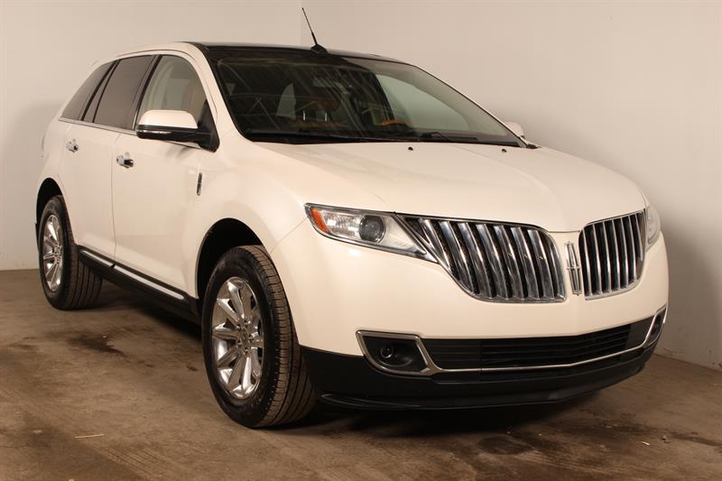 Lincoln MKX 2013 AWD ** CUIR + TOIT + GPS **   #71499B