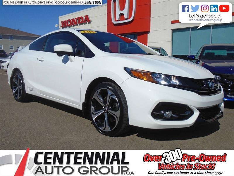 2014 Honda Civic Coupé Backup Camera   Bluetooth   Heated Seats    #9090B