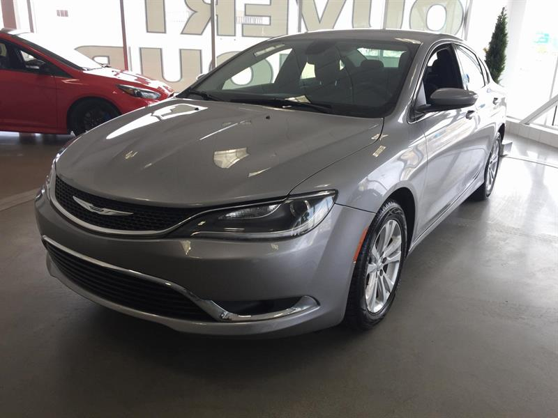 Chrysler 200 Limited 2015 #M7811A