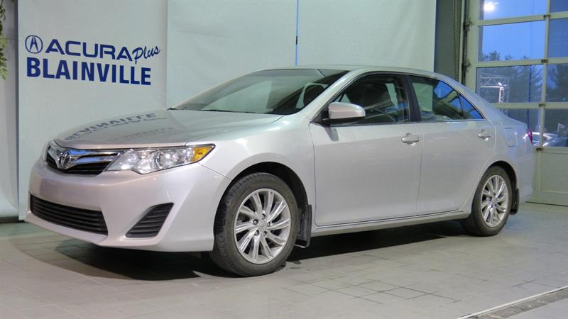 Toyota Camry 2014 LE #A83122