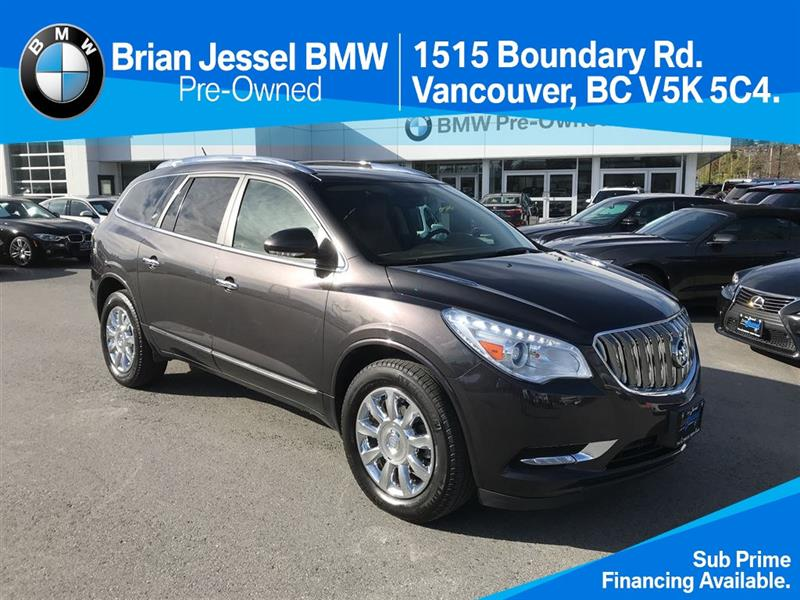 2013 Buick Enclave AWD #BP636810