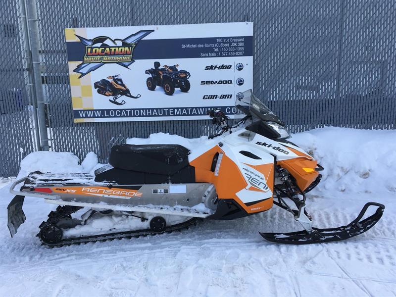 2018 Ski-Doo RENEGADE SPORT 600 ACE