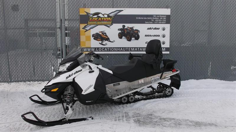 Ski-Doo GRAND TOURING 600 ACE 2018