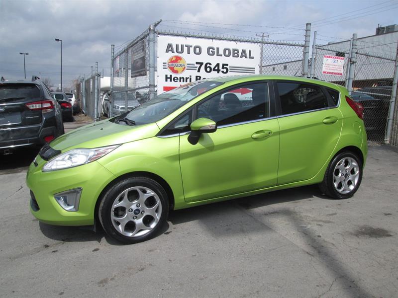 Ford Fiesta 2011 5dr HB SES,AUTOMATIQUE,DÉMAREUR A DISTANCE,8 PNEUS #18-148NN