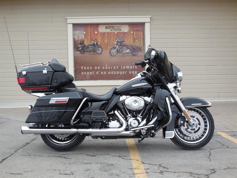 Harley Davidson FLHTK LIMITED 2011