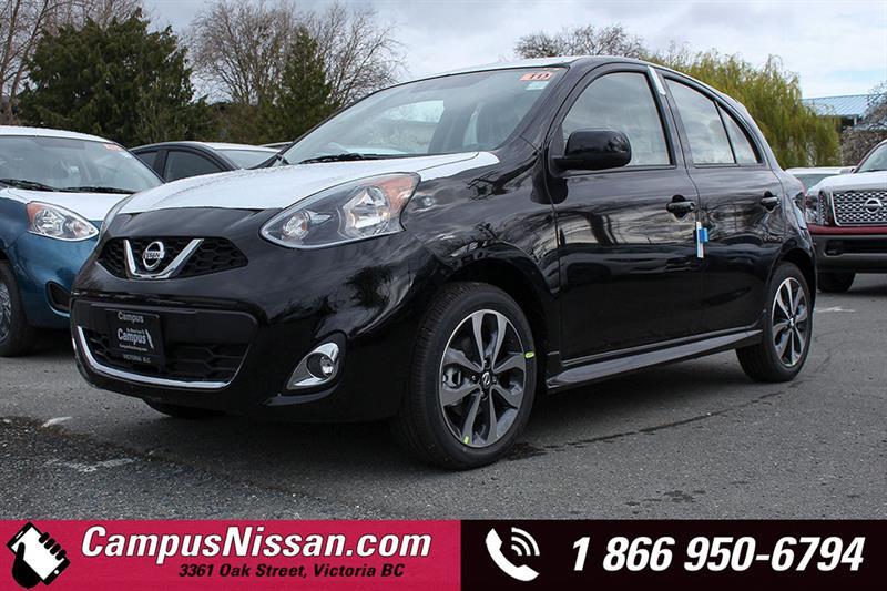 2018 Nissan Micra SR #8-A146
