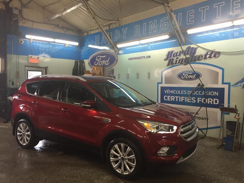 Ford Escape 2017 Titanium #31520A