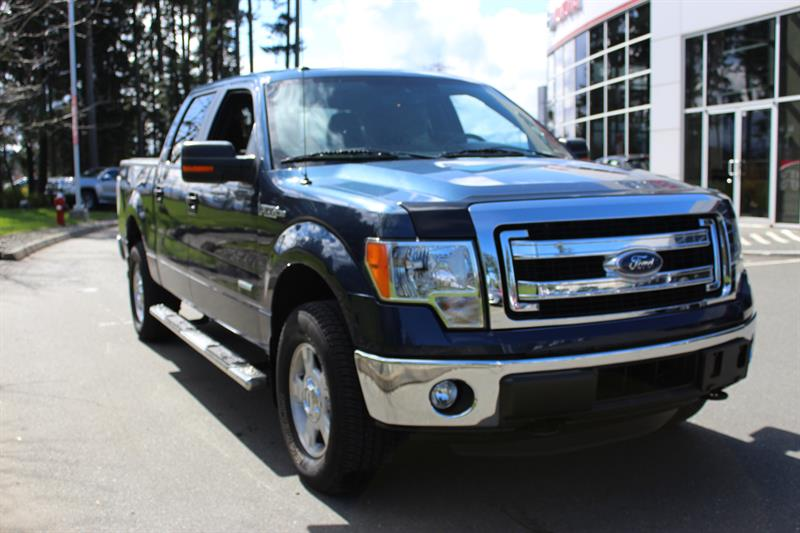 2014 Ford F-150 4WD SuperCrew #11668A