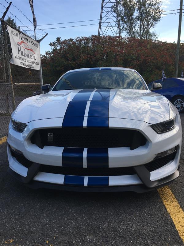 Ford Mustang 2017 SHELBY,GT 350,NAV,4 774KM #16-851-