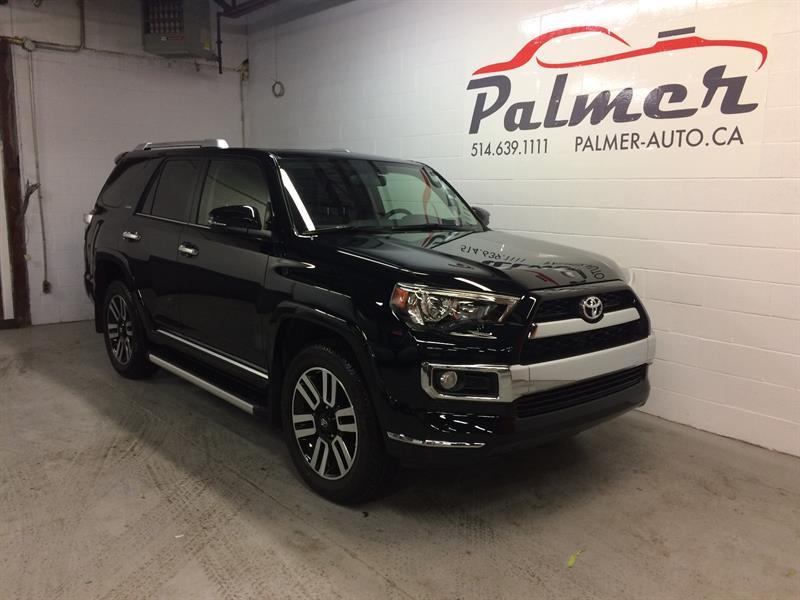 Toyota 4Runner 2018 4WD,FLAMBANT NEUF,JAMAIS ACCIDENTÉ #449