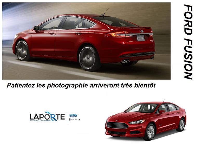Ford Fusion 2014 SE FWD #18003A