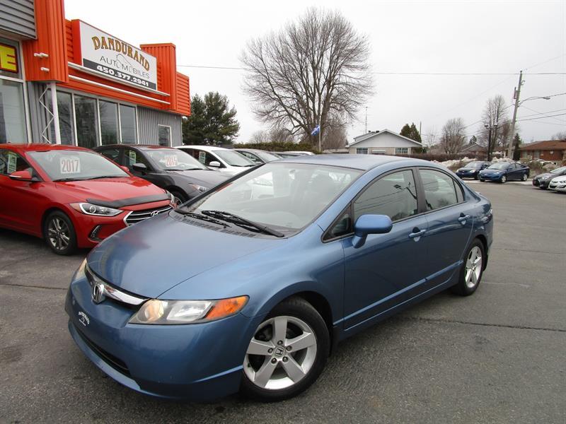 Honda Civic Sdn 2008 4dr Auto #2259a