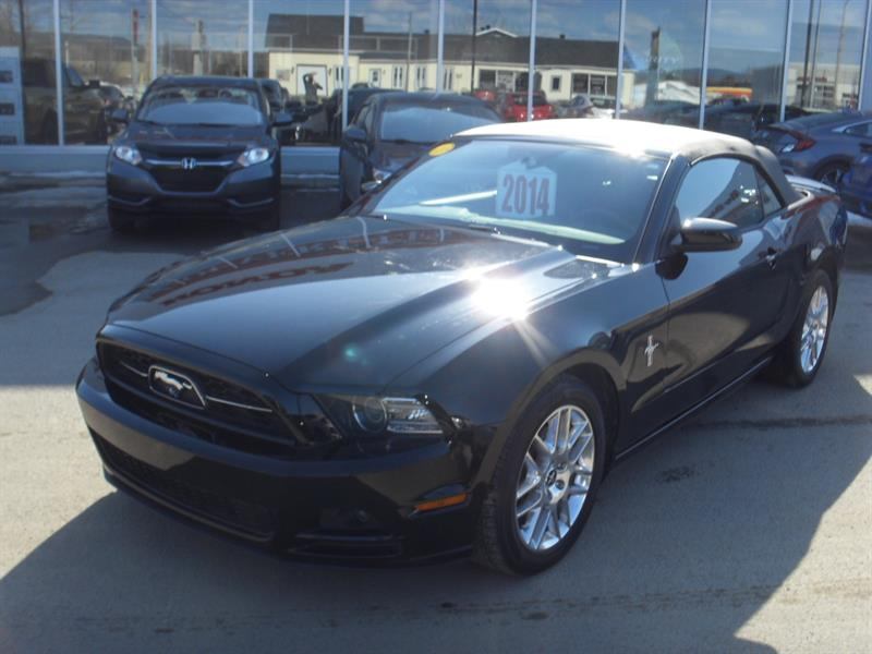 Ford Mustang 2014 2dr Conv V6 Premium #H18073A