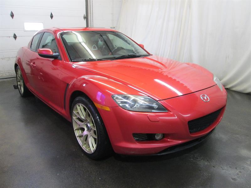 Mazda RX-8 2005 GT #8-0318