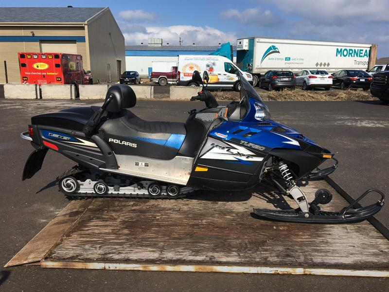 Polaris LXT750 TURBO 2014 #31654RDL