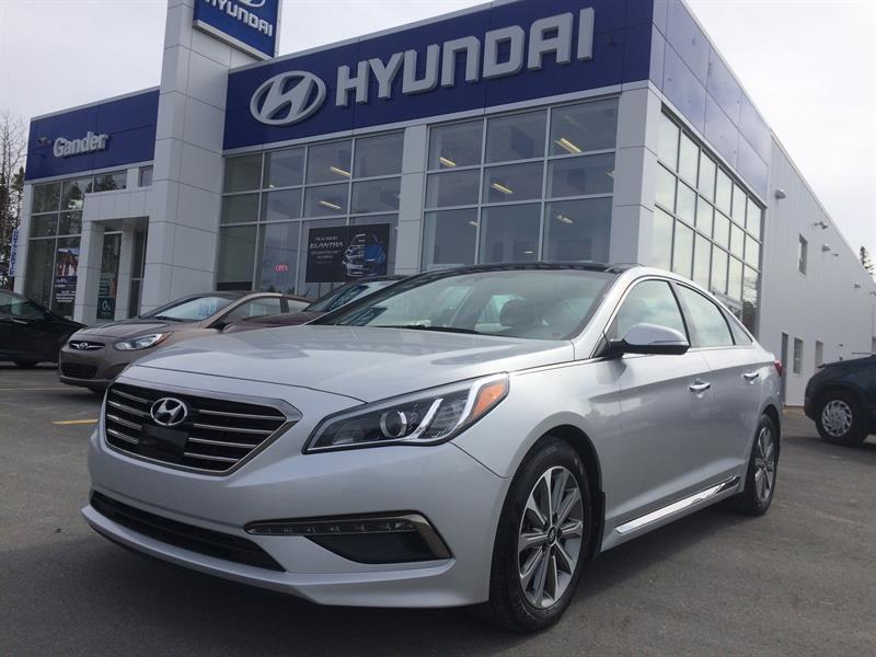 2016 Hyundai Sonata Limited #u0026