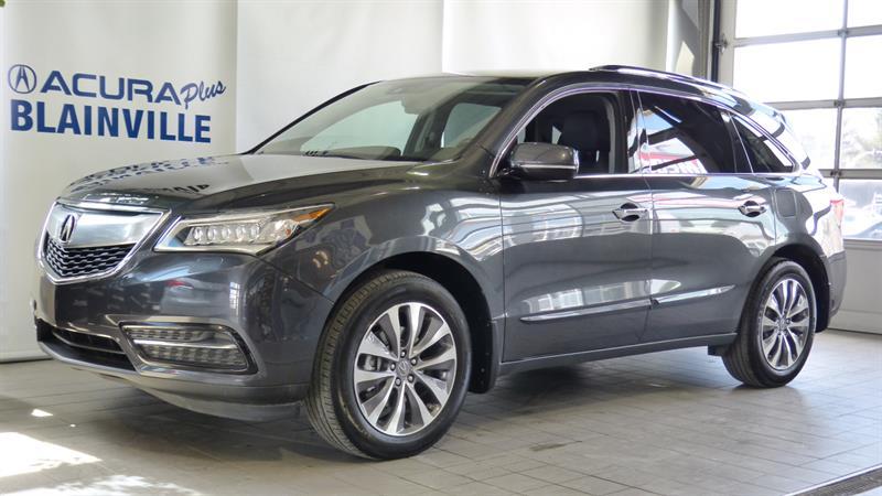 Acura MDX 2015 NAVIGATION ** SH-AWD ** Achat à partir de 3,3 % ** #A87305