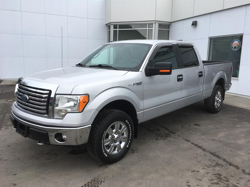 2011 Ford F-150 4WD SuperCrew #16238-3b
