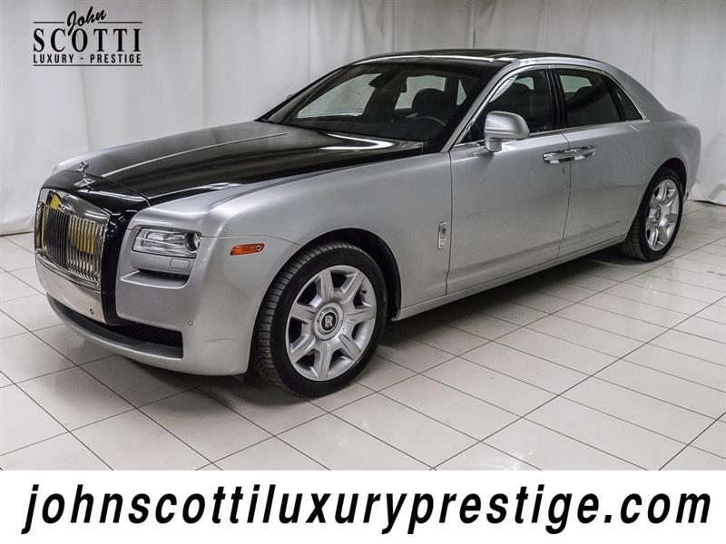 Rolls-Royce Ghost 2012 WARRANTY  3/8/19 #C0317