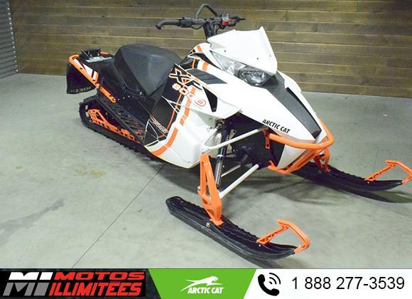 Arctic Cat XF8000 Limited 137 2015