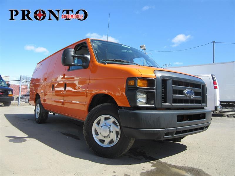 Ford Econoline Cargo Van 2013 E-250 ** Allongé/Extended ** #3585