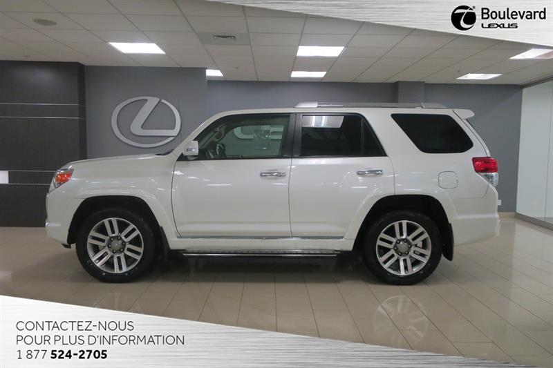 Toyota 4Runner 2011 LIMITED 7 PASSAGERS #14483A