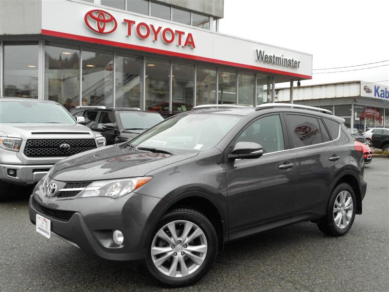 2015 Toyota RAV4 AWD Limited Technology Package #P6521T