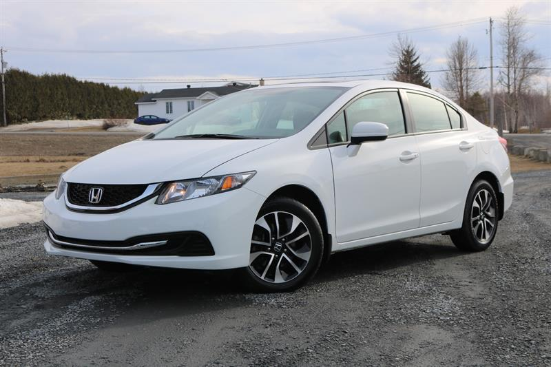 Honda Civic Sedan 2015 EX (Automatique)
