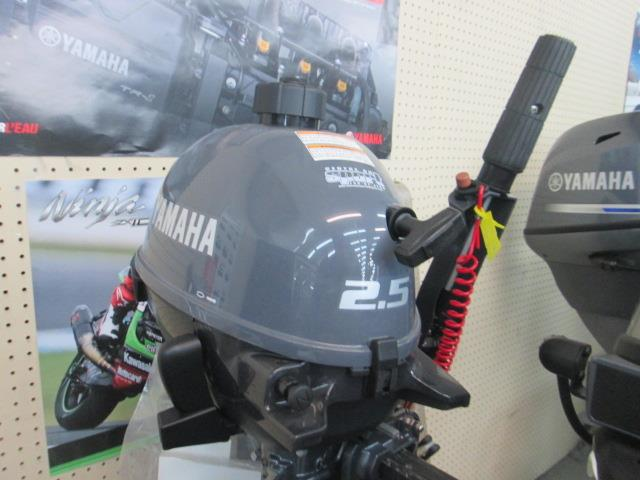 Yamaha F2.5 2018