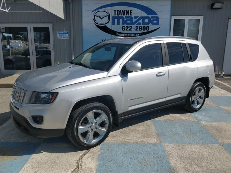 2014 Jeep Compass 4WD 4dr Limited #MM800