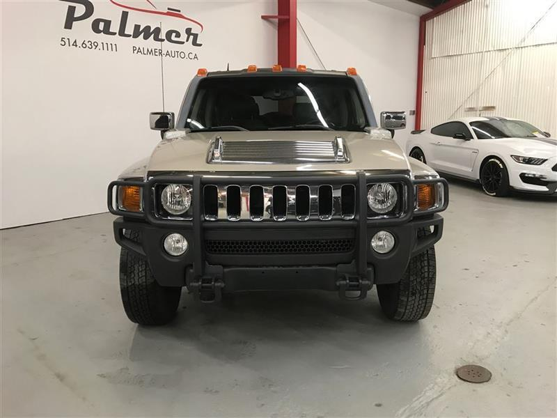 Hummer H3 2006 AWD,CUIR,TOIT OUVRANT #16-802+