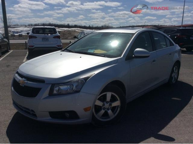 Chevrolet Cruze 2013 4dr Sdn LT Turbo w-1SB #TH987