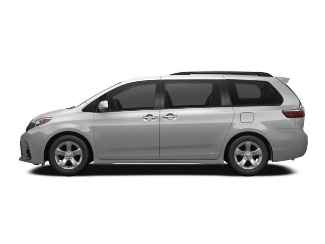 2018 Toyota Sienna Limited 7-Passenger #SE18669