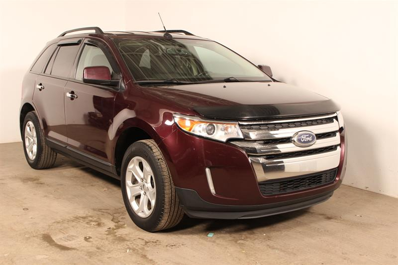 Ford EDGE 2011  SEL AWD  #u3444
