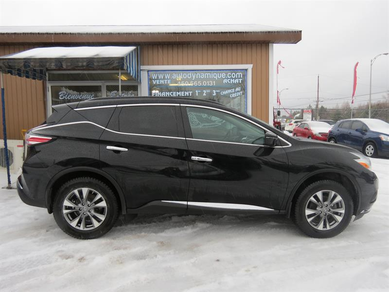 Nissan Murano 2016 FWD 4dr #4010