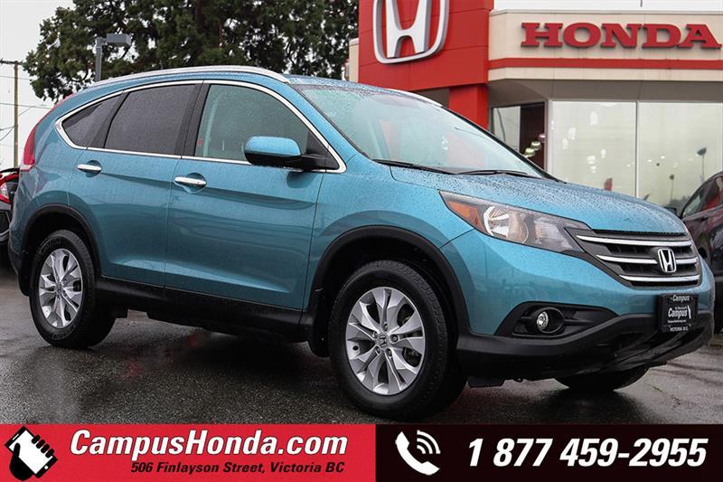 2014 Honda CR-V Touring NAVI AWD Bluetooth  #18-0432A