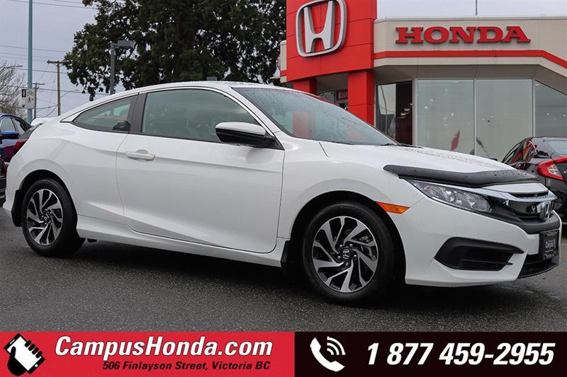 2017 Honda Civic Coupe LX   #B5415