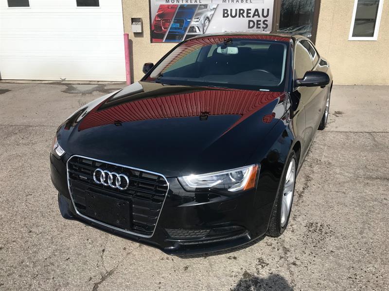 Audi A5 2014 KOMFORT, QUATTRO, TOIT, CUIR #6130