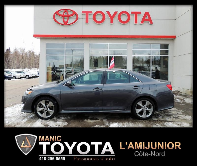 Toyota Camry 2012 SE #18019A